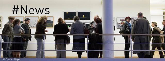 Ausstellung im Wissenschaftspark, Foto: Stefan Bayer
