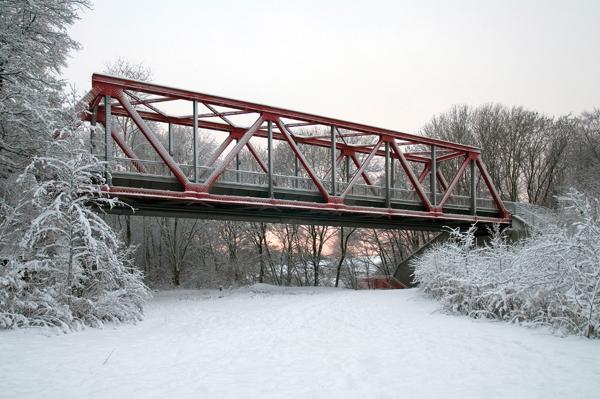 Erzbahntrasse Gelsenkirchen, Bochum, Herne, 2010-2011, Foto: Stefanie Vielhauer