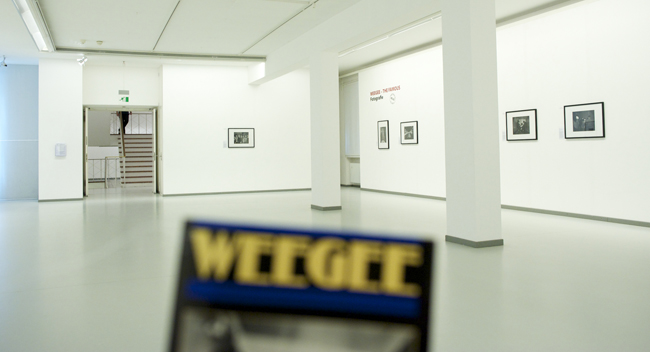 Weegee-the Famous