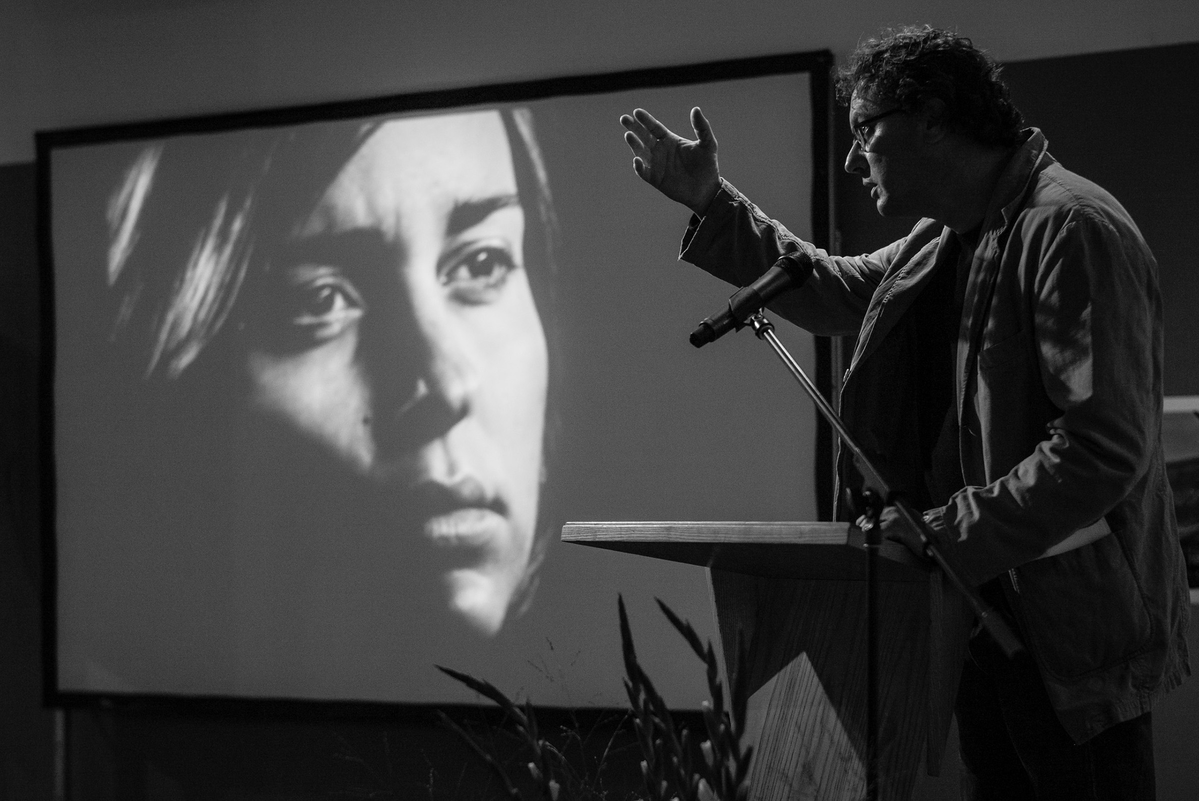 Preisvergabe an Paolo Pellegrini, Foto: Herbert Piel