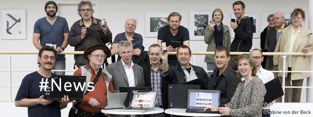 Start Votingphase im Wissenschaftspark Gelsenkirchen, Foto: Susanne von der Beck
