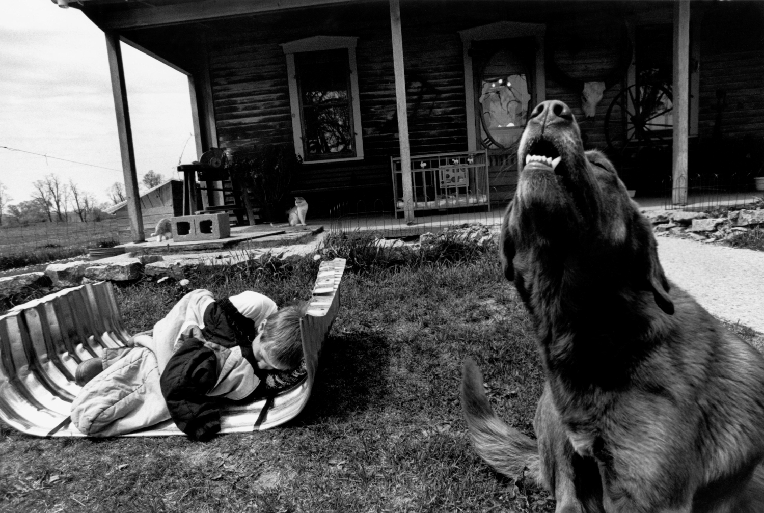Foto: Larry Towell