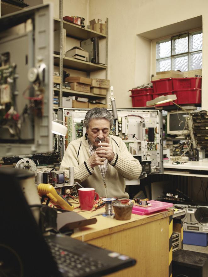 Unternehmerporträt, Nurretin Nal, Foto: Philipp Schmidt