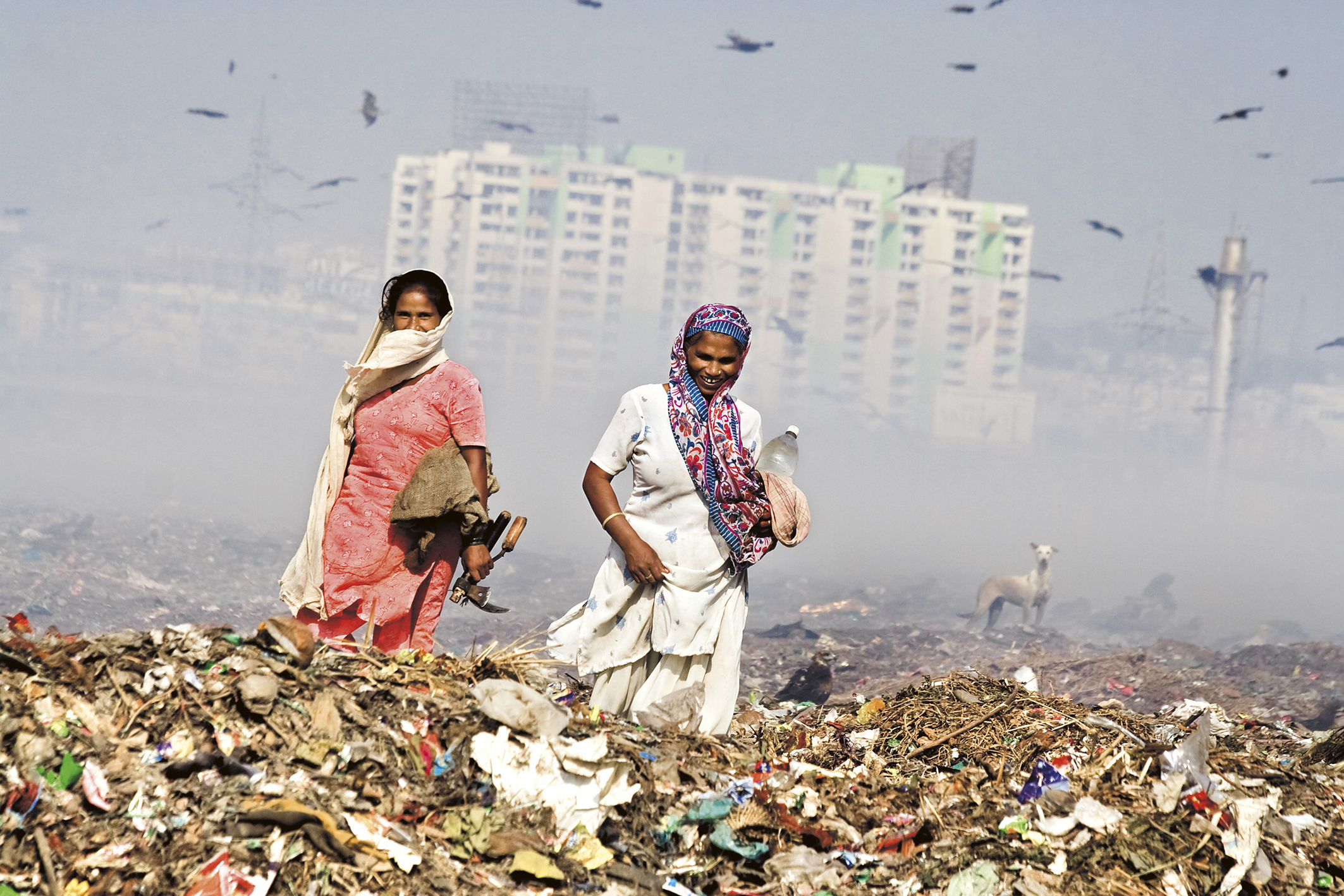 Tracing Waste - The Kabari's Contribution To Society