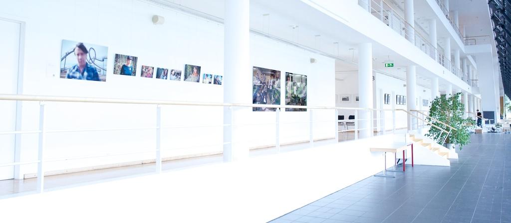 Neuaufnahmen des Pixelprojekts_Ruhrgebiet im Wissenschaftspark Gelsenkirchen