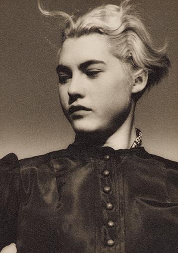 Bild: tto Steinert Ohne Titel (Mädchenporträt), 1936 Untitled (Girl Portrait) © Nachlass Otto Steinert, Museum Folkwang, Essen