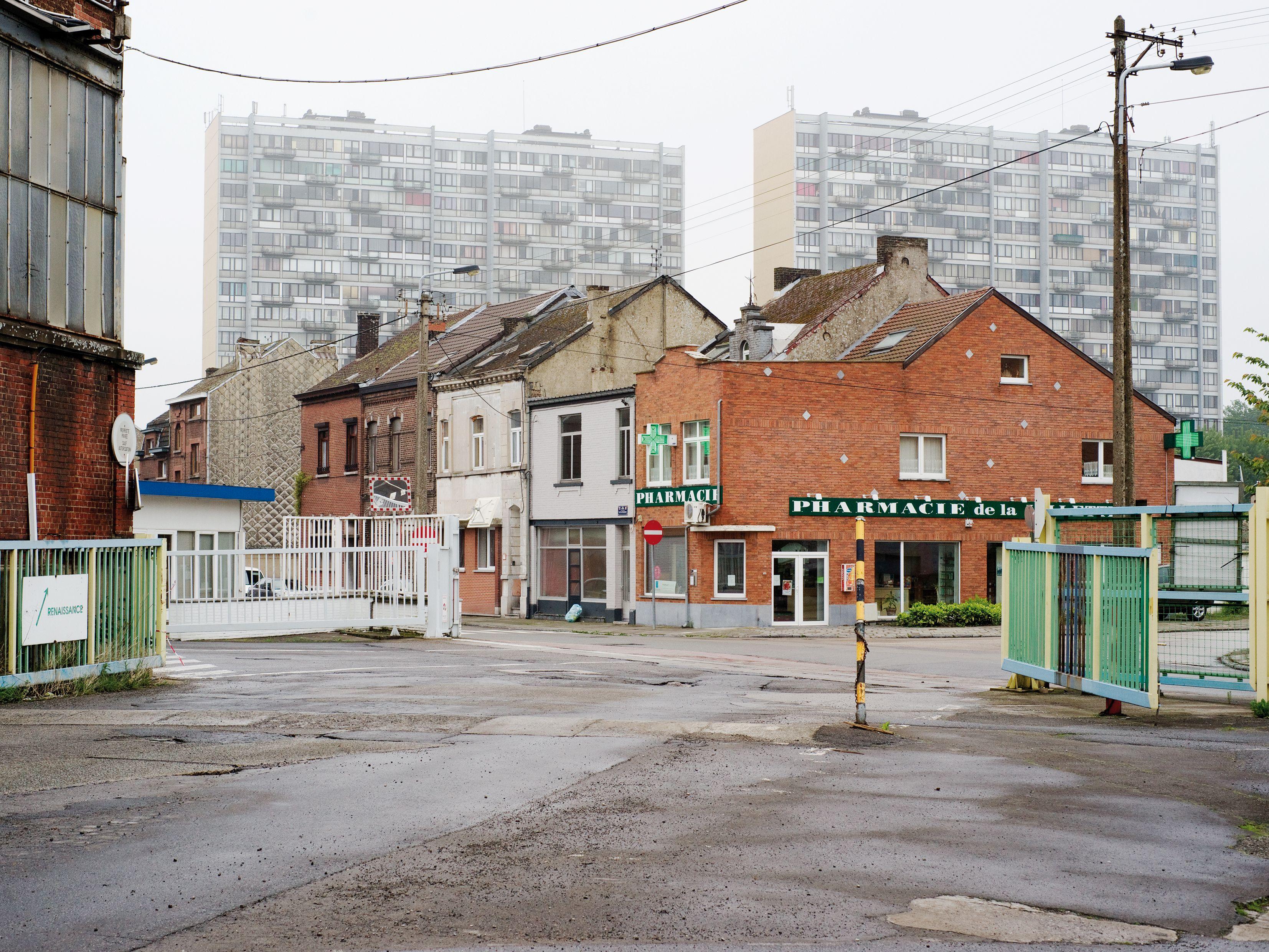 Bild: Sabine Niggemann aus der Serie Charleroi, 2013
