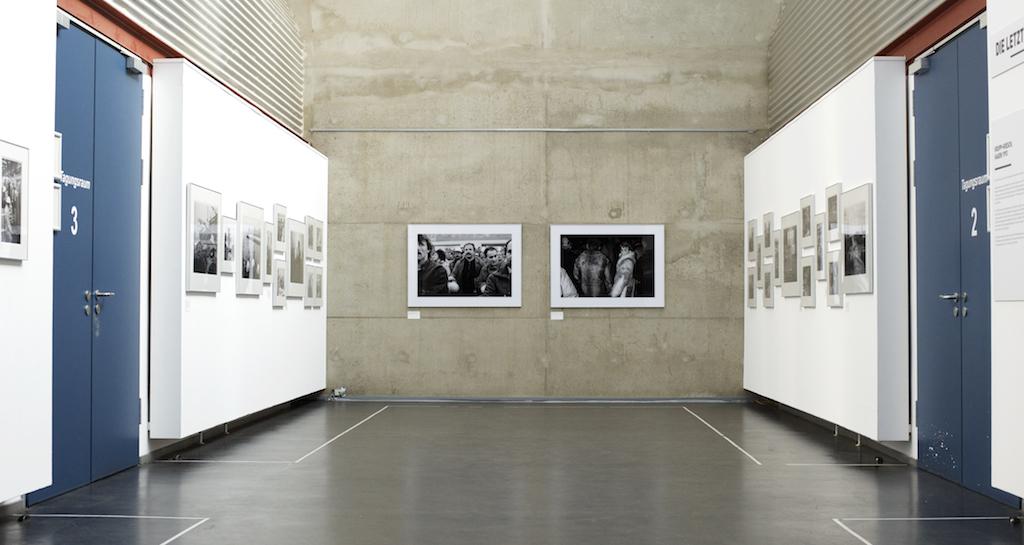 Aufruhrgebiet – Arbeitskämpfe (Labour Disputs): Fotografien von Michael Kerstgens im LVR-Industriemuseum Zinkfabrik Altenberg, Oberhausen
