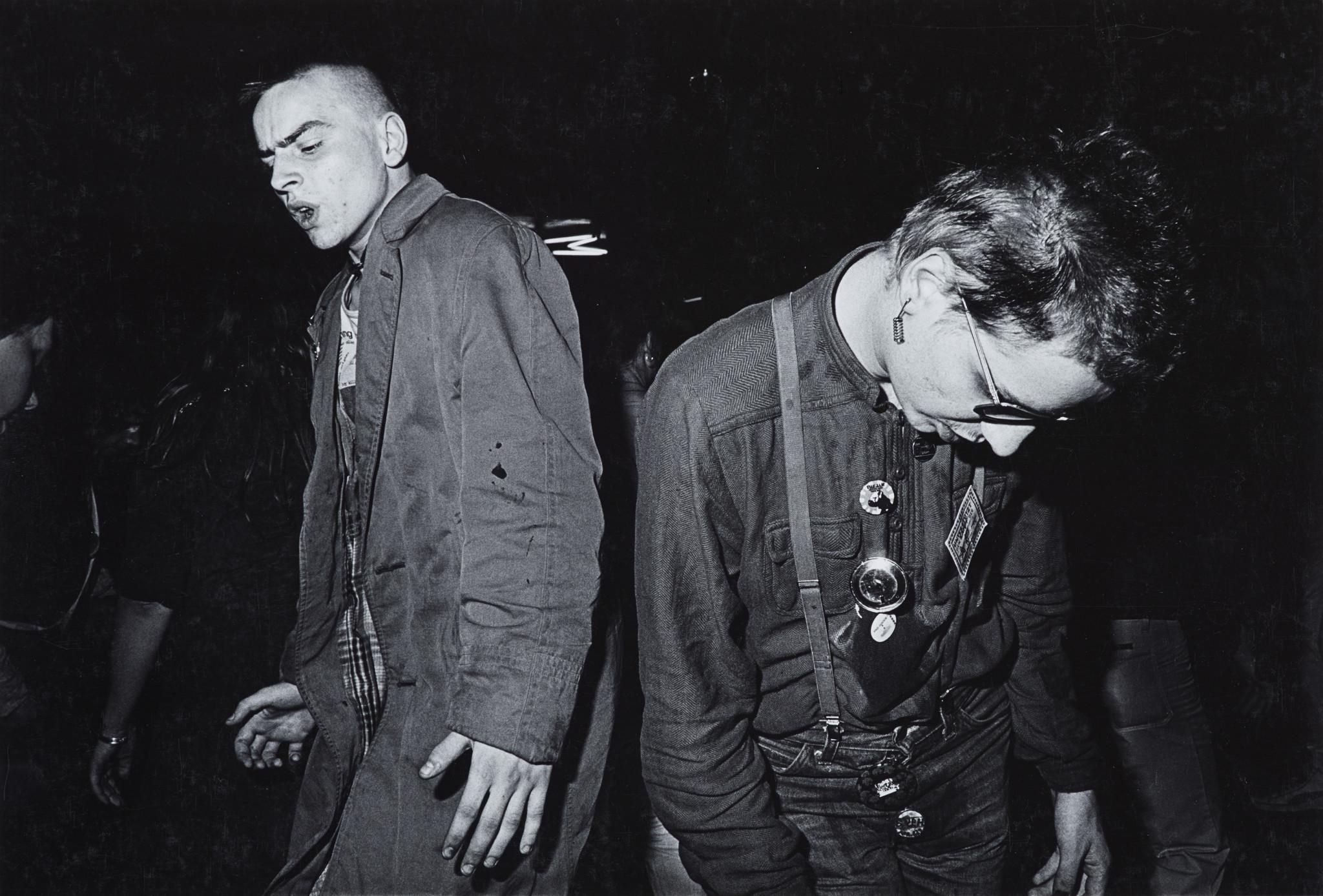 Uschi Blume, Werkstatt für Photographie , 1980. Aus der Serie Worauf wartest Du?