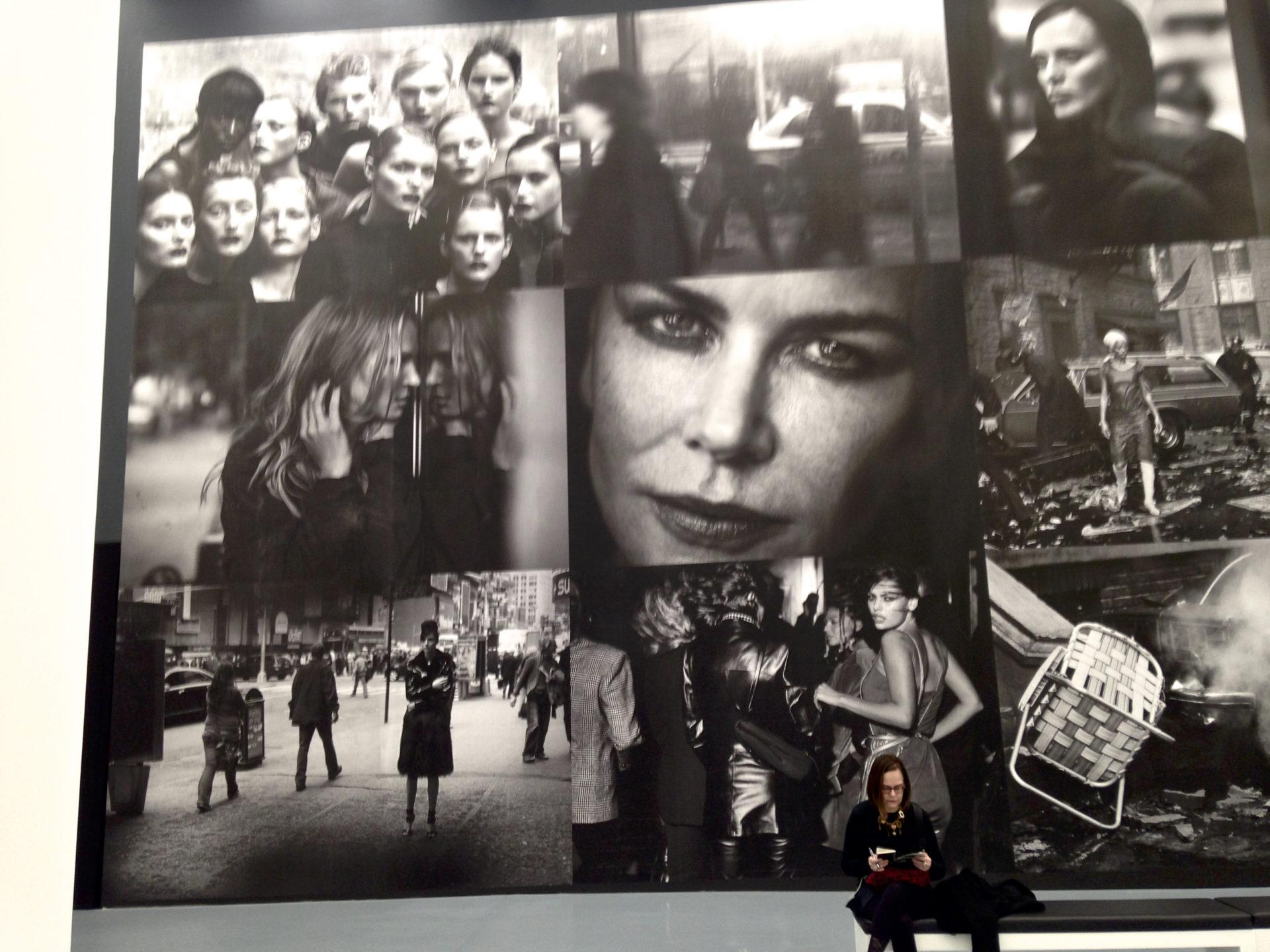 Ausstellung Peter Lindbergh.