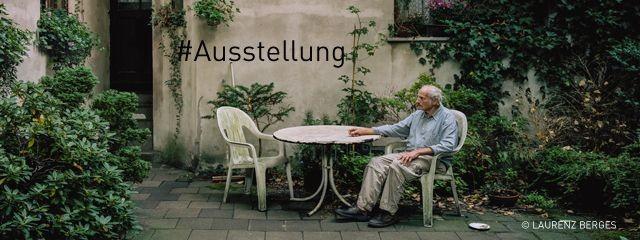 Herr Scholz, 2017. Foto. Laurenz Berges.