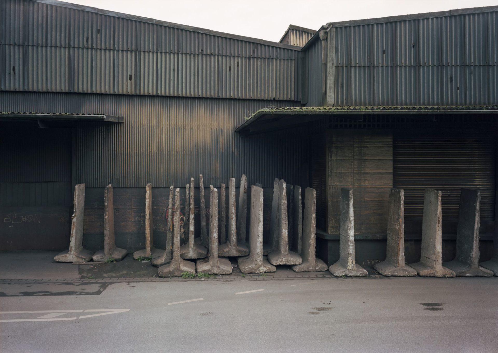 Am Parallelhafen, 2014. Foto: Laurenz Berges.