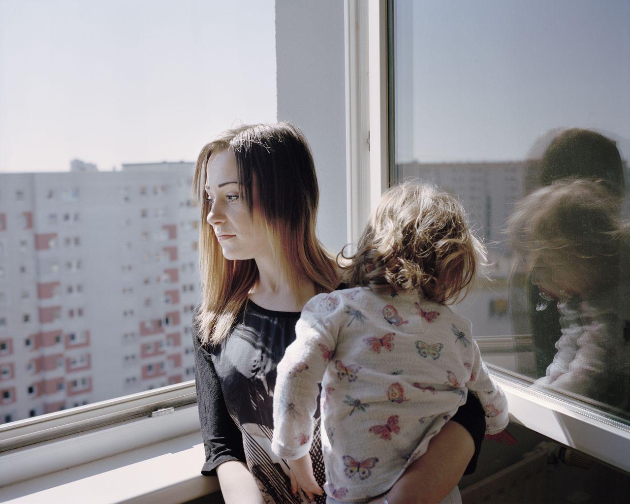 """Aus der Serie """"Vom plötzlichen Erwachsenenwerden"""" von Tamara Eckhardt."""