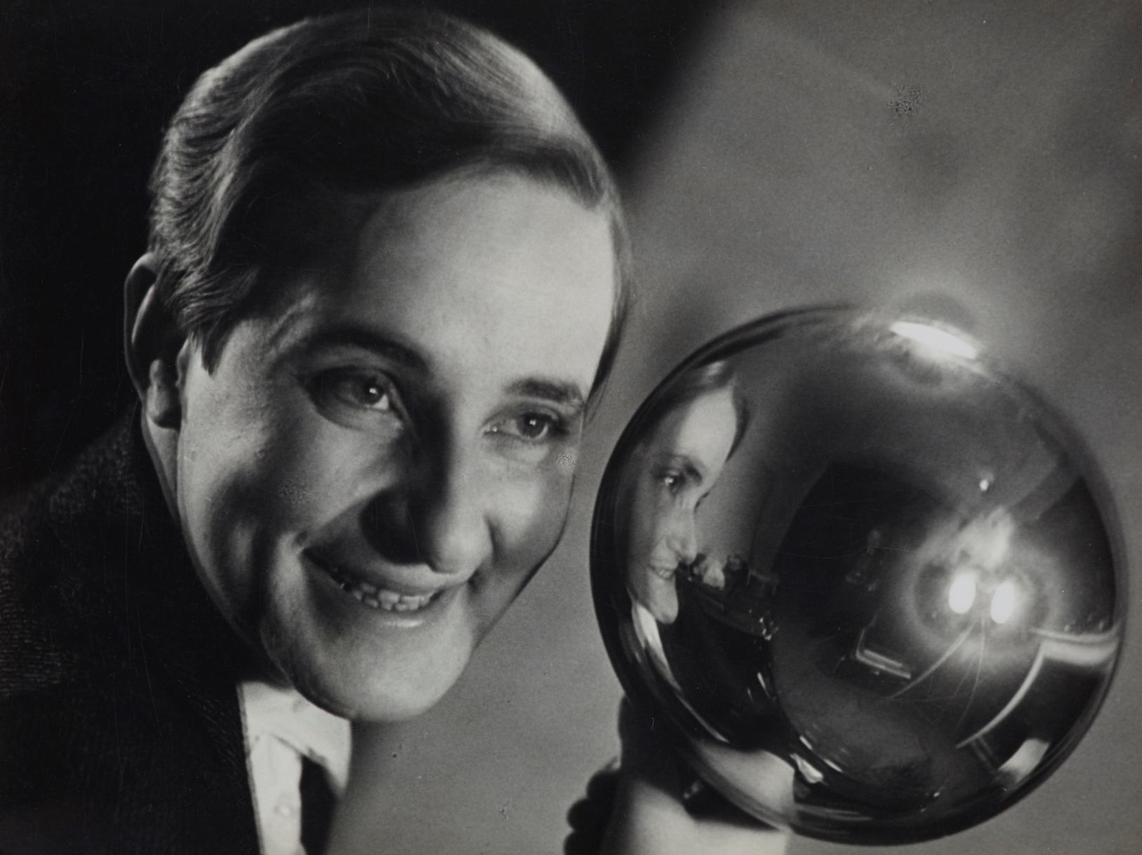 Aenne Biermann, Selbstporträt, 1930–1931