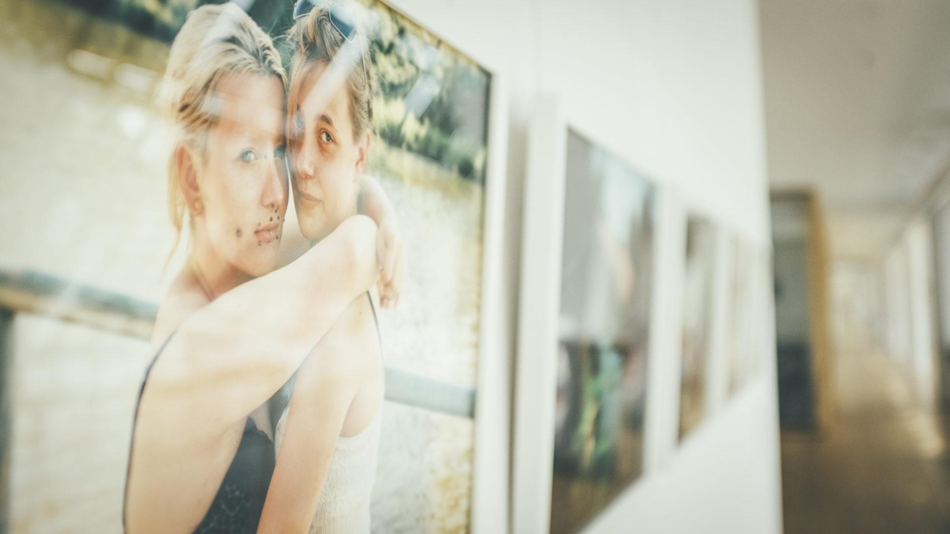 Ausstellung Neuaufnahmen Pixelprojekt Ruhrgebiet 2020. Foto: KNSY
